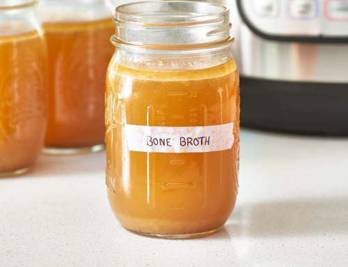 Bone Broth or Vegetable Broth